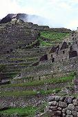 Machu Pichu Landscape