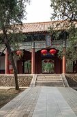 China Taishan Ancient Buildings, Daimiao