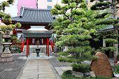 Osaka Buddhist Temple