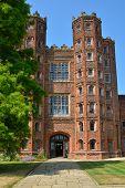 tall tudor tower