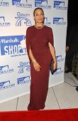 Rosario Dawson at the  Sojourn Shelter Services 30th Anniversary Gala. Loews Santa Monica Beach, San