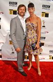 Grant Show and Pollyanna McIntosh at the 5th Annual BAFTA-LA Tea Party honoring Emmy Nominees. Wattl
