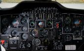Helicopter Instrument And Control Panel