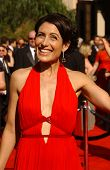 Lisa Edelstein arriving at the 59th Annual Primetime Emmy Awards. The Shrine Auditorium, Los Angeles, CA. 09-16-07