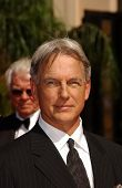 Mark Harmon arriving at the 59th Annual Primetime Emmy Awards. The Shrine Auditorium, Los Angeles, C