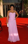 Sara Ramirez  arriving at the 59th Annual Primetime Emmy Awards. The Shrine Auditorium, Los Angeles,