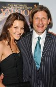 Lauren German and Crispin Glover at Hollywood Life Magazine's 9th Annual Young Hollywood Awards. Music Box, Hollywood, CA. 04-22-07