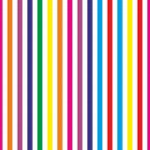 stock photo of violet  - Seamless stripes vector background or pattern - JPG