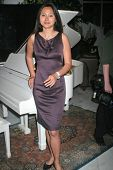 Ning Ning Zhang at the Fashion TV 10th Anniversary Party. Private Estate, Beverly Hills, CA. 04-28-0