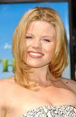 Megan Hilty at the Los Angeles Premiere of