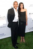 Amaury Nolasco and Dayanara Torres at The Sixth Annual Chrysalis Butterfly Ball. The Home of Susan H