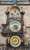 old astronomical clock, Prague, Czech Republic, Europe