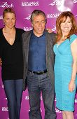 Lucy Lawless with Edward James Olmos and Mary McDonnell at