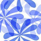 Fantasy seamless pattern