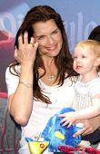 Brooke Shields and daughter Grier at the Opening of Disneyland's