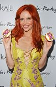 Phoebe Price at the launch of Phoebe's Phantasy by Lotion Glow. Kaje Boutique, Beverly Hills, CA. 06-16-07