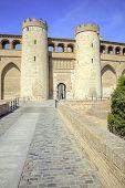 Saragossa. Aljafería Palace
