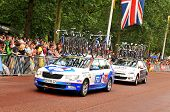 FDJ.fr team in Tour de France