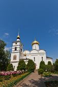 St Boris And Gleb Cathedral (xvi C.) In Dmitrov, Russia