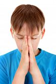 Kid Praying