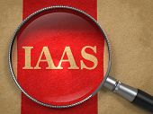 IAAS Inscription Through a Magnifying Glass