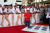 LOS ANGELES - JUL 10:  Chuy Bravo at the