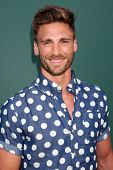 LOS ANGELES - JUL 8:  Andrew Walker at the Crown Media Networks July 2014 TCA Party at the Private E