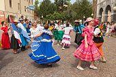 Argentine Dancers