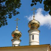 Tikhvin Assumption Monastery, Russia