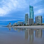 The Beach At Gold Coast