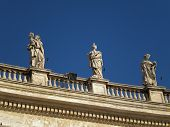St. Peter's Basilica, St. Peter's Square, Vatican City