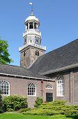 Reformed Church In The Center Of Lemmer.