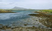 View From Benbecula Causeway