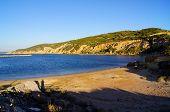 Kefalos sandy beach