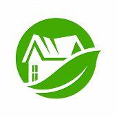 Vector Eco House