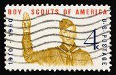 Boy Scouts 1960