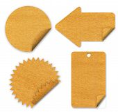 Tag Paper Craft Stick