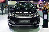 Nonthaburi - December 1: Land Rover Freelander 2 Car Display At Thailand International Motor Expo On