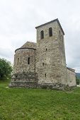 Montefeltro (marches, Italy): Medieval Church
