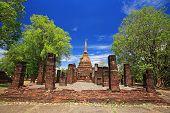 Sukhothai Landmark, Wat Chang Lom