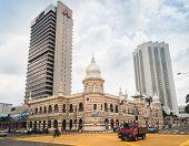 National Textile Museum, Merdeka Square, Kuala Lumpur