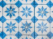 Chino Portuguese Old Tiles.