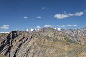 Mountains Range View
