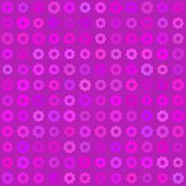 Abstract vector background Magenta color flowers Seamless texture