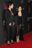 LOS ANGELES - DEC 11:  Kim Kardashian West, Kris Jenner at the Rihanna's First Annual Diamond Ball at the The Vineyard on December 11, 2014 in Beverly Hills, CA