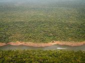 Iguazu Rainforest River Boat