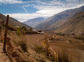 Elqui Valley Landscape