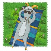 June goat