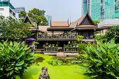 Museum Kukrit's Heritage Home In Bangkok