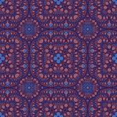 Dark Purple Pattern